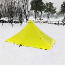 Dropshipping 210 t Lichtgewicht 4 Seizoen Ultralight Outdoor Camping Piramide Tent