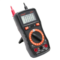 Top multimeter 1999 counts Temperature tester transistor digital multimeter with low price high quality