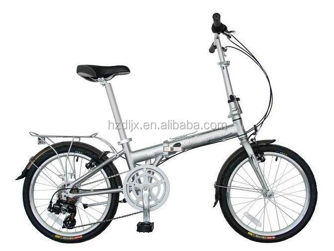 hot sale 20 inch steel frame 6 speed Folding Bike