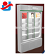 Modern hot sell custom made MDF beauty cosmetic display cabinet/ cosmetic display stand/cosmetic shelf for shopping mall display
