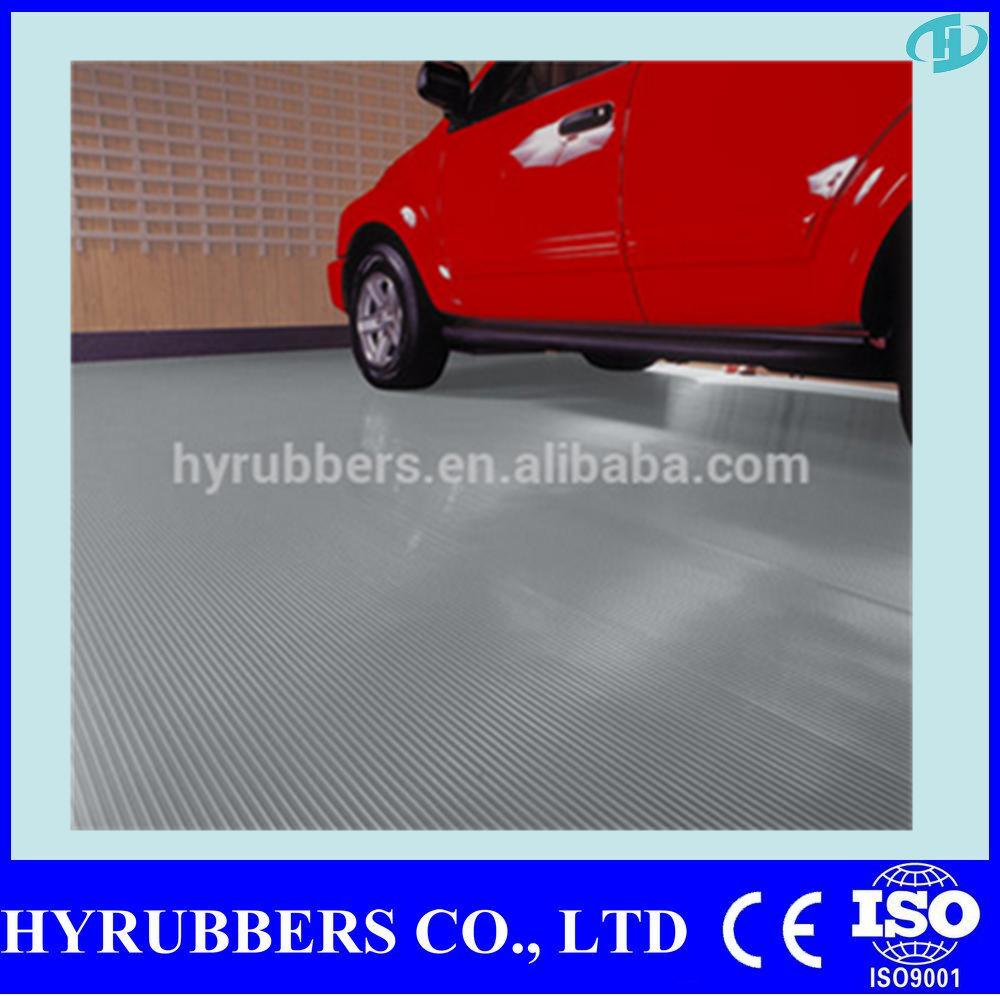 China Manufacturer Sale Rubber Garage Floor Mats Price