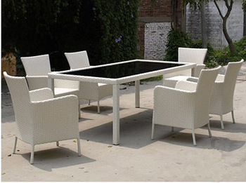 Asian style outdoor furniture