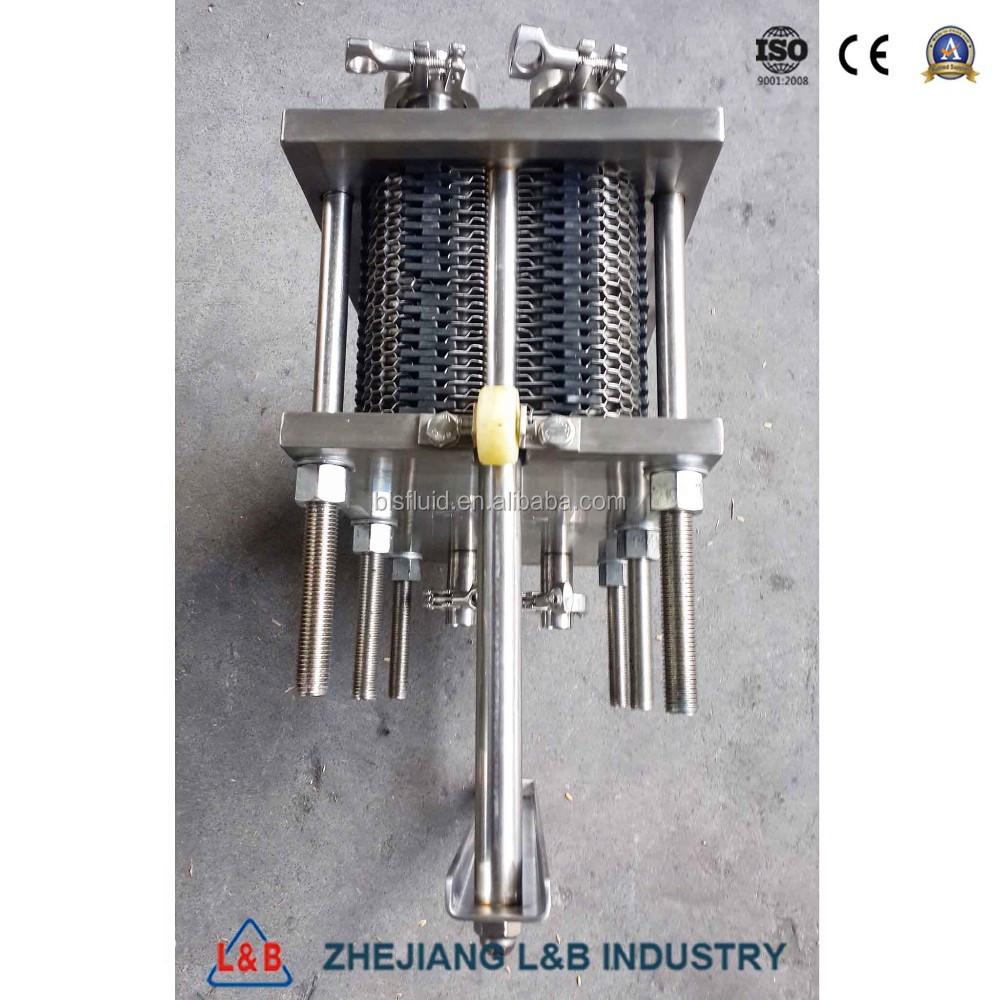 Теплообменники для охлаждения оборудования Пластинчатый теплообменник Sigma M66 Соликамск