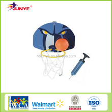 Ningbo JunYe custom logo portable plastic basketball board