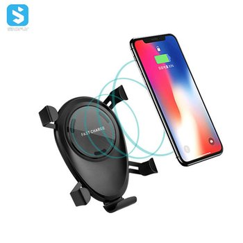 2018 new Practical Wireless Car Phone Holder Charger