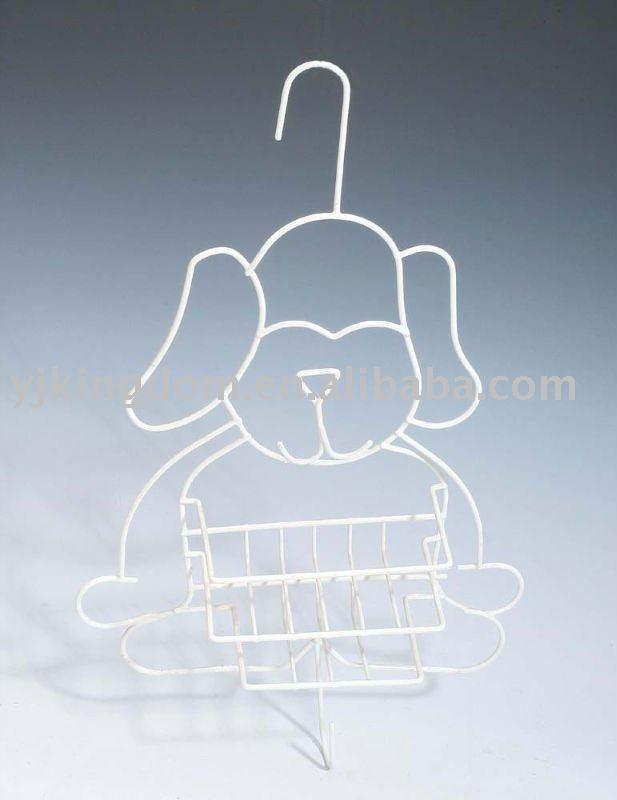 128-16 Dog-head Shape Wire Shower Caddy For Bathroom - Buy Shower ...