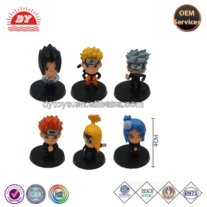 ICTI certificated custom made mini dashboard figurines maker