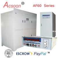 1 phase to 3 phase variable industrial testing AC power supply
