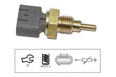 Fit SUZUKI Vitara SUBARU 3485050A00 Engine Coolant Temperature Sensor Switch