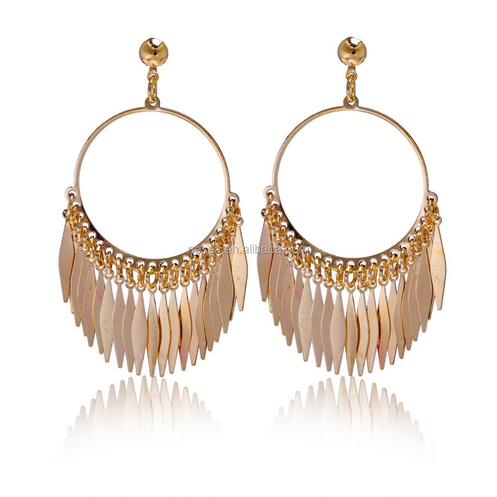 <strong>Fashion</strong> round shaped earrings wholesales NS-TP00288