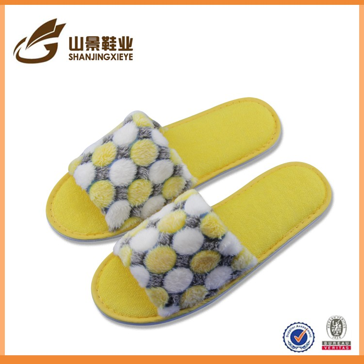 disposable warm indoor high quality for personalized slippers