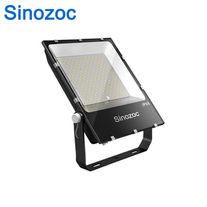 High Lumen IP66 Waterproof Die-casting Aluminum Outdoor LED Floodlight