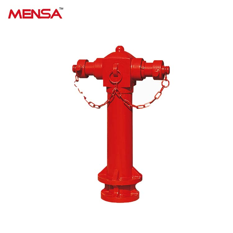 Factory Price DN150 Outdoor Underground Fire Hydrant For Fire Protection