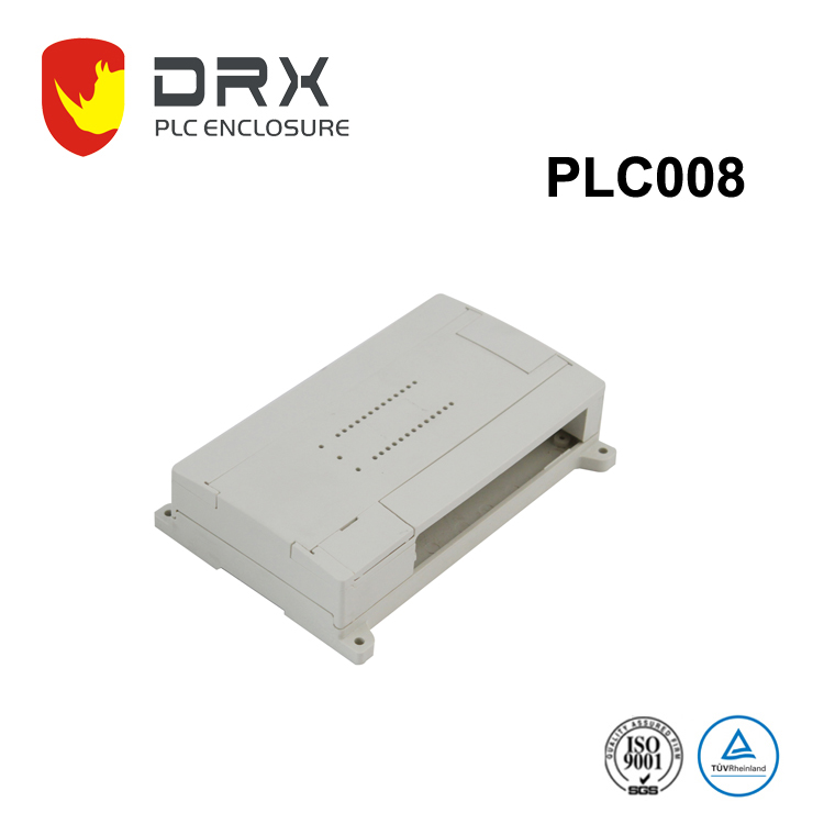Abs Plastic Din Rail Electronic Enclosure For Pcb