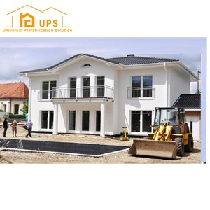Cheap 2 story and 3 story SIP steel precast building New Zealand low cost precast housing