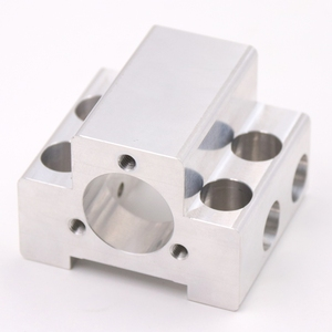 China supplier custom Cnc plastic turning mechanical part / aluminum milling machining parts