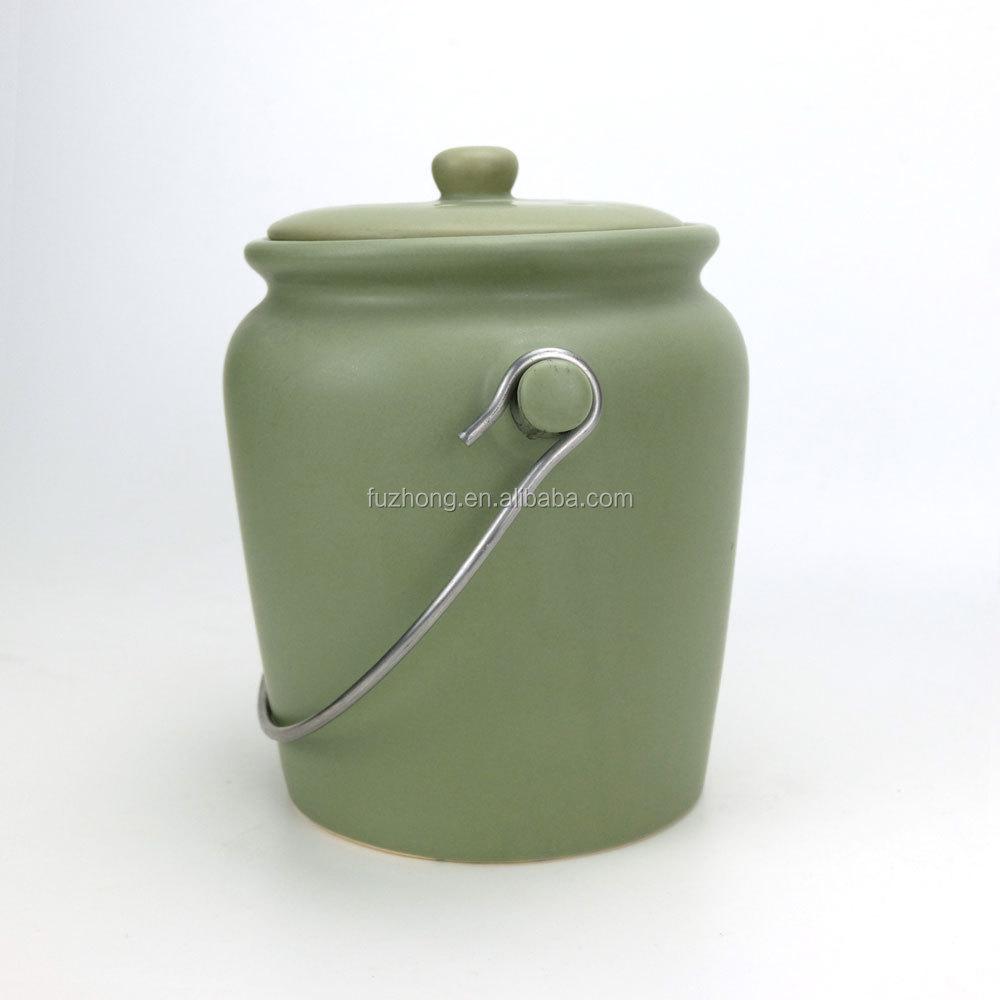 Mate De Cerámica Compost Bin,Compost Barro - Buy Product on Alibaba.com