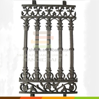 In Door Baluster Cast Iron Baluster For Window Buy Cast Iron