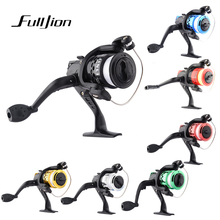 Fulljion Saltwater Combo with Fishing Line Trolling G-Ratio 5.2:1 Aluminum Spinning Fishing Reel