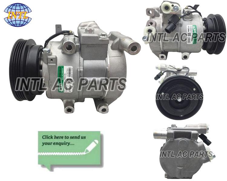 Fits Kia Spectra 2.0L 2007 2008 2009 NEW AC Compressor CO 10984C