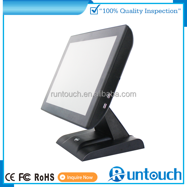 Runtouch High Performance Low Noise 15 inch Core 2 Duo POS Terminal