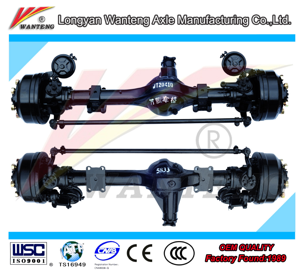 Mitsubishi Pajero Sport Auto Parts Trucks Front Drive Axle