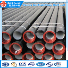 manufacturer C30 C4 class heating pipe ductile casting iron pipes quality better prices DI pipes 16inch en545
