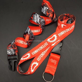Wholesale OEM Lanyard No minimum order Promotion custom lanyards silk logo lanyard with Authentication