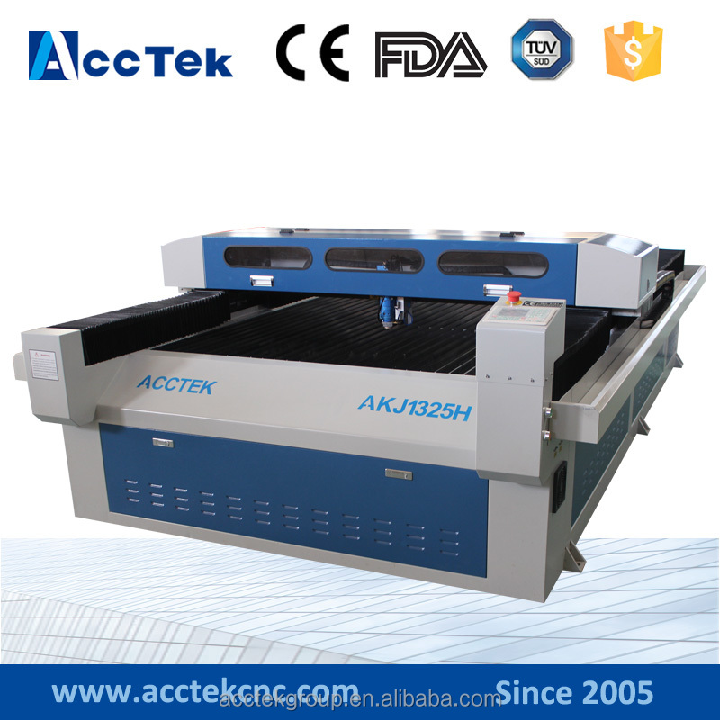 co2 laser metal cutting machine /metal letter laser cutting machine