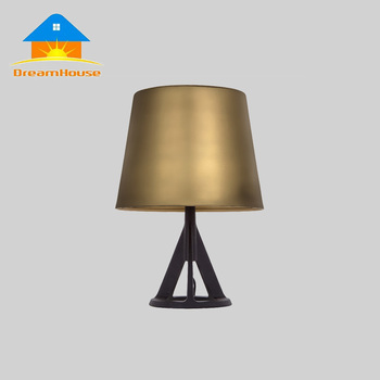 59f4fdf459149 Postmodern Sand Golden Triangle Chassis Table Light With Best Price ...