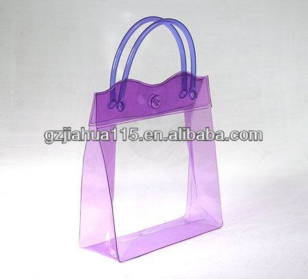 clear plastic cosmetic packaging bags button bags
