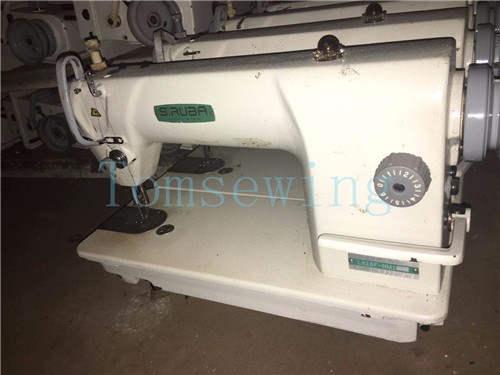 Siruba 818f Used Second Hand Lockstitch Siruba Sewing Machine ...