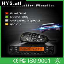 Quad Band HF/VHF/UHF Transceiver Module tc-9900