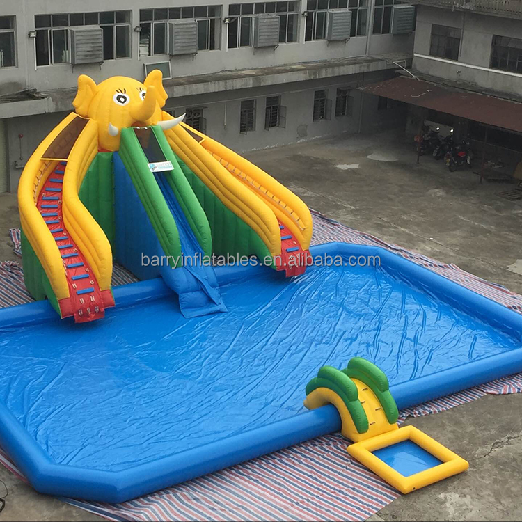Inflatable Water Park Prices Suppliers And Manufacturers At Alibaba
