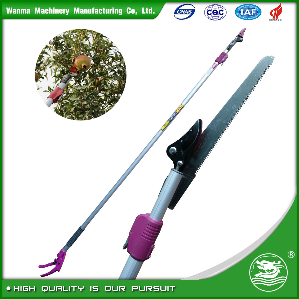 WANMA1966 High Quality new design garden electric pruner for vines