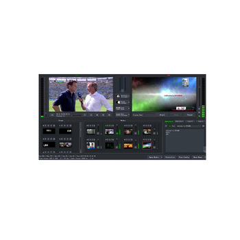 Gomix Live Production & Streaming Software Switcher Mixer 8k Video Source  Multi- Camera Software Best Iptv Software Video Matrix - Buy Mixer,Iptv