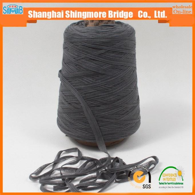 Nylon Knitting Ribbon : Yarn manufacturer hot sales high quality cotton nylon