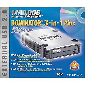 MAD DOG MD-16XDVD9 WINDOWS DRIVER