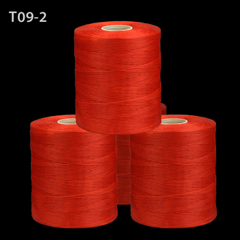 Polyester waxed braid naaigaren