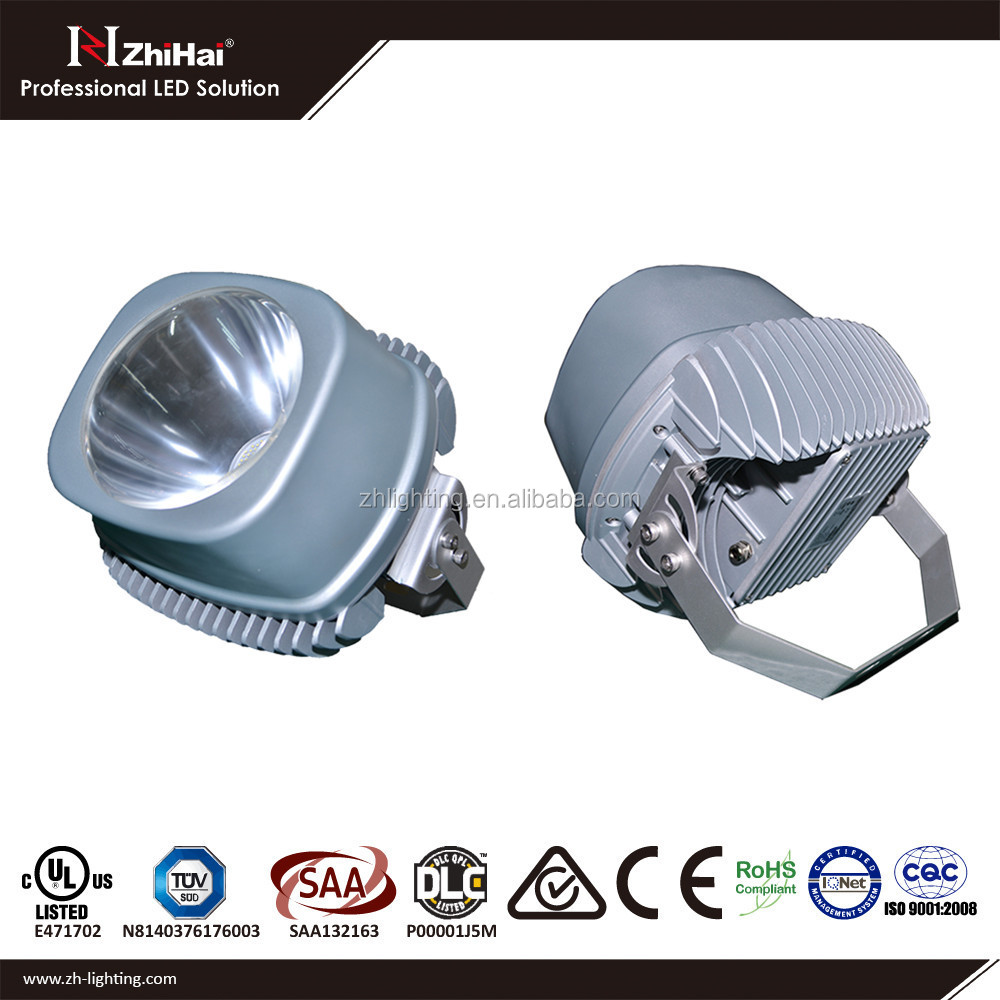 Specially for Saline Environments Powder Coated 200W SMD LED Flood Light