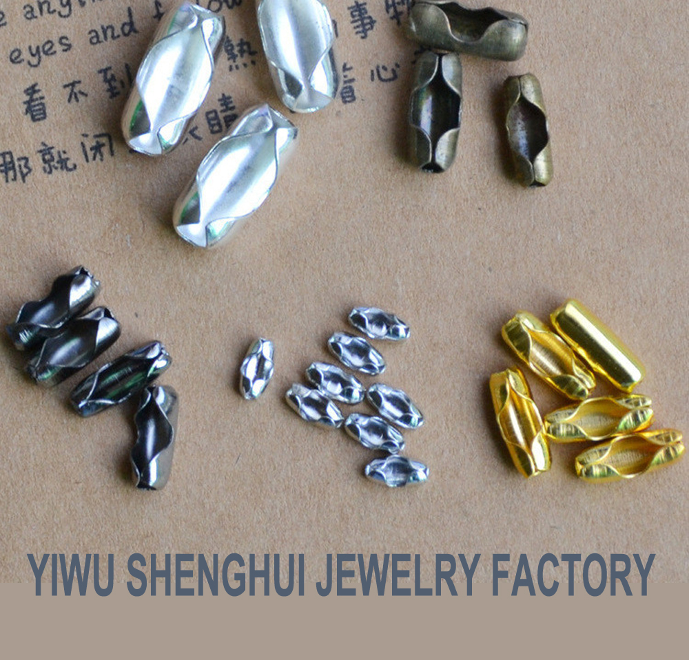 for ball chain connecting link jewelry accessories parts