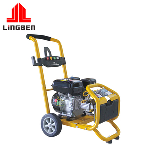 Lingben China 150bar Jet Power High Pressure Washer / High Pressure Water Jet Cleaner