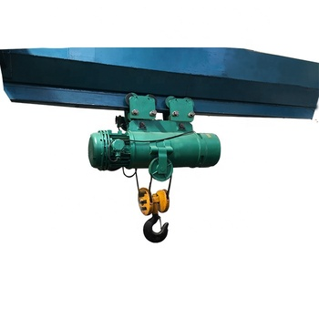 CD1 model tradition small-sized cost efficiency 1.5 ton electric hoist