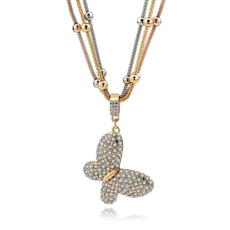 Дешевые ювелирные изделия золото цепочка из нержавеющей стали женщин  ожерелье ювелирные изделия оптом ювелирные изделия 61ccd4b4e4c