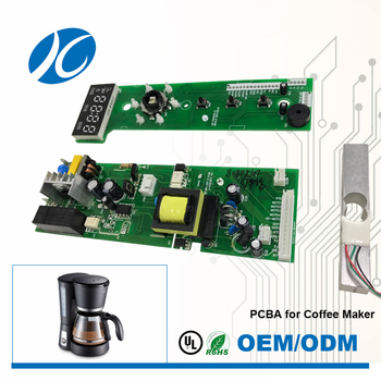 Odm Coffee Machine Printed Wifi Circuit Board Assembly Coffee Maker ...