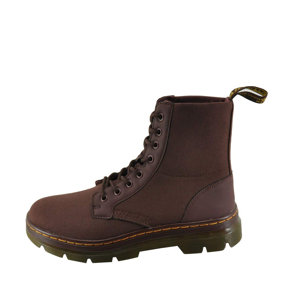 eebe6eeba4 Get Quotations · Dr. Martens Combs 8 Eye Nylon Boots 16607604
