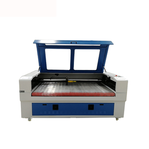 High speed laser cut machine for cloth fabric textile garment apparel leather paper carton engraving and cutting