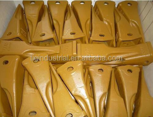 OEM Construction Machinery Parts SK200, SK350 Price Excavator Kobelco Bucket teeth for sale