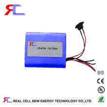 High quanlity Lifepo4 12V 10Ah 20Ah 30Ah 40Ah 50Ah Battery Pack for all in one solar street light