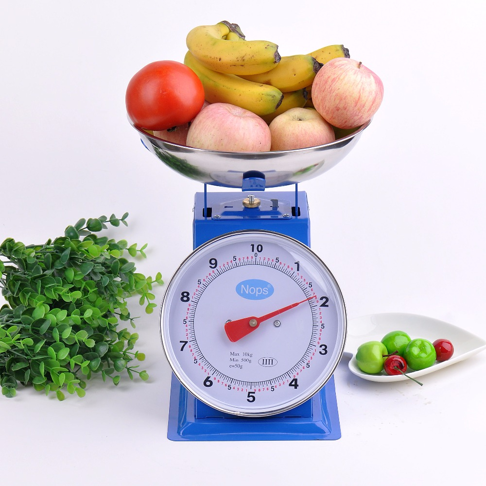 Stainless steel Best Selling mechanical kitchen scale 3kg